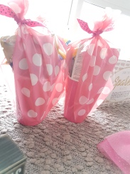 goody bags for the guests
