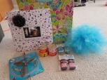 Gifts from Jackson & Feona!