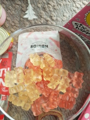 Vegan Prosecco gummies for the humans